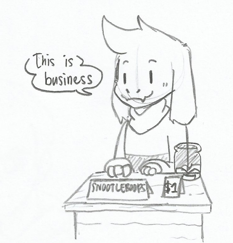 e926 anthro asriel_dreemurr booth boss_monster caprine clothed clothing cute english_text fur glass goat jar long_ears male mammal price_tag shinrai-fidelis sign simple_background smile solo sweater text undertale video_games white_background white_fur