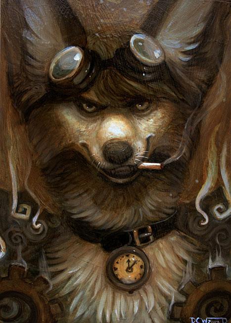 steampunk furry | Tumblr