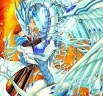 blue-eyes_white_dragon breasts claws clothed clothing deep-eyes_white_dragon diru56 dragon duo eyes_closed female feral hair hug human konami larger_female male male/female mammal scales seto_kaiba size_difference smaller_male white_scales wings yu-gi-ohRating: SafeScore: 9User: voldosbtDate: March 04, 2017