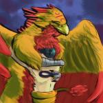anthro anthro_on_feral avian bestiality digital_media_(artwork) duo feathers feral fur gryphon hair hi_res hug human human_on_feral infinite interspecies killioma male male/male mammal nude redvernal_(character) rift_(wolfywetfurr) size_difference teenager youngRating: SafeScore: 6User: wolfywetfurrDate: September 26, 2017