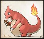 bacon belly charmeleon dragon food grease mentalraven nintendo obese overweight pokémon pokémon_(species) slightly_chubby solo video_games weight_gainRating: SafeScore: 3User: RotharDate: November 14, 2017