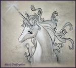 amalthea blackunigryphon equine female feral horn mammal portrait solo the_last_unicorn unicornRating: SafeScore: 8User: TauxieraDate: October 31, 2009