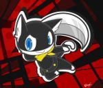 cat feline fiakaiera mammal morgana_(persona) persona_5 solo video_gamesRating: SafeScore: 2User: NeitsukeDate: March 17, 2018