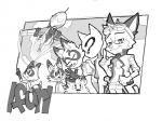 /fur/ 8chan :3 :> ? aircraft anonymous_artist anthro bill_katt_(8chan) bottomless breasts bushy_(8chan) canine cat cheek_tuft chest_tuft clothed clothing creating_art eye_markings eyewear faith_(8chan) featureless_breasts featureless_crotch feline female flying fox gloves_(marking) goggles group hair_bow hair_ribbon head_scratch hi_res kate_(8chan) kemo-chan_(8chan) lab_coat living_aircraft living_machine machine male mammal markings meta monochrome nate_(8chan) nude open_coat open_shirt raccoon ribbons standing stippling team_pose tongue tongue_out tool_belt tuft waving ych_(8chan) youngRating: SafeScore: 3User: cfgvDate: June 01, 2017