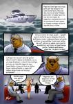bear boat clothing comic male mammal spanish_text text translated vehicle water yasserlion