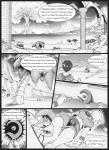 anthro canine comic mammal monochrome s2-freak