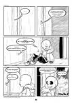 2016 animated_skeleton bone c-puff clothed clothing comic english_text hi_res humanoid male not_furry sans_(undertale) skeleton text undead undertale video_games