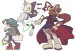 anthro blush cat feline group japanese_text jewelry klonoa klonoa_(series) leorina male mammal necklace ricosye ring star tat text video_gamesRating: SafeScore: 2User: Rockman2kDate: November 11, 2009