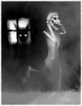 amanda_adams ambiguous_gender animated_skeleton anthro bone border canine creepy duo fear greyscale insane mammal monochrome nightmare_fuel skeleton skull undead white_borderRating: SafeScore: 5User: thedxmDate: November 02, 2009