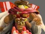 abs avian bird cape clothing cowboy_hat eagle hat male mask muscular muscular_male superhero thunderbird tokyo_afterschool_summonersRating: SafeScore: 2User: arliDate: April 17, 2018