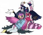 cosplay costume desert_moon equine female feral friendship_is_magic horn horse hybrid jolliapplegirl mammal my_little_pony orange_eyes pegasus pony skyla_(jolliapplegirl) sphinx tagme winged_unicorn wingsRating: SafeScore: 0User: JolliapplegirlDate: April 24, 2017