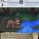 bitterplaguerat bush earth_pony equine feral forest horse loki_(bitterplaguerat) mammal mushroom my_little_pony plant pony solo text treeRating: SafeScore: -2User: Aryanne_HooflerDate: April 25, 2017