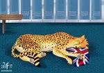 2017 4_toes cheetah feline female feral flag fur locker_room lying mammal nude overwatch post_transformation solo toes tracer_(overwatch) transformation video_games witchfiendRating: SafeScore: 22User: geoff34Date: July 01, 2017