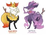 anthro big_tail biped black_fur braixen canine fakémon fluffy fluffy_tail fox fur fur_tuft fusion gem ghost hat identitypollution inner_ear_fluff long_fur looking_at_viewer mammal mismagius multicolored_fur naturally_censored nintendo nude pink_fur pokémon pokémon_fusion pseudo_clothing purple_fur red_eyes red_fur simple_background snout spirit stick tuft two_tone_fur video_games white_background white_fur yellow_fur yellow_scleraRating: SafeScore: 6User: slyroonDate: June 21, 2017