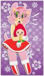 <3 <3_eyes ambiguous_gender amy_rose anthro blush boots clothing cute digital_media_(artwork) duo female food_creature footwear full-length_portrait hedgehog hi_res mammal pattern_background portrait shy simple_background skirt solo_focus sonic_(series)Rating: SafeScore: 1User: Nicklo6649Date: June 19, 2018