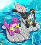 aquanauts arm_floats cetacean cute cyrin diaper dinosaur dolphin fish inflatable living_inflatable mammal marine pain pool_toy rearz sea seashell shark shocked surprise tropicana under_jams water zoranRating: SafeScore: 0User: Zuma07Date: May 23, 2018
