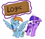 2017 angry blue_feathers cutie_mark duo english_text equine eyebrows eyelashes feathered_wings feathers female feral friendship_is_magic hair horn magic mammal multicolored_hair my_little_pony pegasus purple_eyes purple_feathers rainbow_dash_(mlp) rainbow_hair text tsitra360 twilight_sparkle_(mlp) winged_unicorn wingsRating: SafeScore: 12User: ConsciousDonkeyDate: May 21, 2017