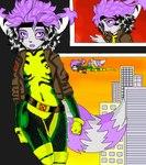 alternate_species anthro colorful digital_media_(artwork) female furrification low_res mammal marvel oekaki parody rogue_(marvel) skunk solo tai-tai x-menRating: SafeScore: 0User: LadyFuzztailDate: March 25, 2007
