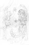 anthro armpits belly_dancer cat collaboration dancing dark_natasha duo feline female harem heather_bruton mammal tigerRating: SafeScore: 3User: AnomynousDate: April 29, 2007