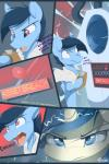 blue_eyes blue_fur blue_hair clothed clothing comic equine fan_character fur hair holding_object hooves mammal mistyedash my_little_pony open_mouth pink_eyes standingRating: SafeScore: 3User: MillcoreDate: July 16, 2017