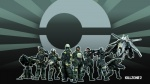 16:9 armor group gun helmet human isa killzone male mammal not_furry ranged_weapon unknown_artist wallpaper weapon widescreenRating: SafeScore: 1User: Pink-TricycleDate: January 24, 2011