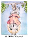 ambiguous_gender anthro black_eyes card clothing english_text major_arcana mammal marsupial rope solo tarot_card text the_hanged_man_(tarot) tree ursula_vernon wombatRating: SafeScore: 4User: ClawstripeDate: March 31, 2017