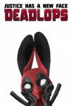 anthro clothing cosplay costume deadpool disney hand_on_head judy_hopps katana lagomorph lol_comments looking_at_viewer mammal marvel melee_weapon movie_poster parody poster rabbit simple_background solo sword text uniform weapon white_background zootopia zootopiastories