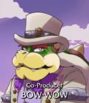 2017 anthro bowser bracelet clothing cloud english_text hat horn jewelry jojo's_bizarre_adventure koopa male mario_bros nintendo osakasa red_eyes reptile scalie shell simple_background solo spikes style_parody suit super_mario_odyssey teeth text top_hat video_games