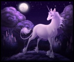 2009 amalthea detailed_background dolphydolphiana equine female forest hooves horn mammal moon nature night outside sky solo star starry_sky the_last_unicorn tree unicorn woodRating: SafeScore: 11User: TauxieraDate: October 31, 2009