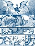 2017 anthro basitin butt canine carrying clothed clothing comic crashing dragon english_text eyes_closed feline female feral flora_(twokinds) flying fur group horn human keidran keith_keiser madam_reni_(twokinds) male mammal membranous_wings monochrome natani open_mouth riding scalie simple_background sketch sound_effects striped_fur stripes text tom_fischbach tongue tongue_out trace_legacy twokinds webcomic white_background wings wolf yellingRating: SafeScore: 6User: ShingenDate: November 18, 2017