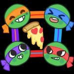 2016 <3 >_< alpha_channel bandanna blush digital_media_(artwork) donatello_(tmnt) eyes_closed food freckles green_skin group leonardo_(tmnt) male michelangelo_(tmnt) mt open_mouth pizza raphael_(tmnt) reptile scalie smile teenage_mutant_ninja_turtles teeth turtleRating: SafeScore: 2User: fewrahuxoDate: October 23, 2017