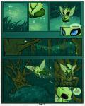 celebi comic female forest grass legendary_pokémon ms_paint nintendo pokémon pokémon_(species) sulfurbunny_(artist) tree video_gamesRating: SafeScore: 3User: zidanes123Date: September 26, 2017