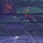 a_story_with_a_known_end anthro canine clementine comic english_text female fur grass grey_fur lake mammal night ring ripli russian_text text throwing translated tree water wingsRating: SafeScore: 6User: hfd4Date: August 04, 2017