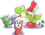 baby diaper dinosaur egg fear feral group heihes imminent_vore long_tongue male mario mario_bros nintendo prehensile_tongue riding scalie semi-anthro shyguy straddling tongue tongue_out unknown_artist video_games vore yoshi yoshi_egg youngRating: SafeScore: 1User: Rockman2kDate: November 12, 2009