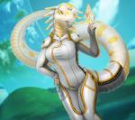 anthro clothing female furgonomics futuristic reptile scalie snake solo spacesuit tail_clothing thick_tail tongue tongue_out vader-sanRating: SafeScore: 91User: ippiki_ookamiDate: March 27, 2015