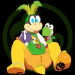 2017 3_toes 4_fingers alpha_channel anthro clothed clothing eyewear front_view fully_clothed glasses hollo_nut iggy_koopa koopa koopaling lab_coat male mario_bros nintendo puppet scalie shirt simple_background sitting sock_puppet solo spread_legs spreading t-shirt toes tongue tongue_out transparent_background video_games yoshiRating: SafeScore: 2User: Mario69Date: April 23, 2017