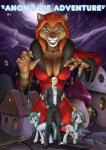 anon anthro bald blue_eyes breasts brown_fur cat catrina_(mlp) cave claws cleavage clothed clothing cloudy_quartz_(mlp) comic cover cover_page cutie_mark daughter earth_pony equine fangs feline female feral friendship_is_magic fur green_eyes grey_fur hair hi_res horse human male mammal marble_pie_(mlp) mother mother_and_daughter multicolored_hair my_little_pony parent pencils_(artist) pony purple_eyes red_hair smile teeth two_tone_hairRating: SafeScore: 3User: Cat-in-FlightDate: April 20, 2018