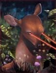 absurd_res ambiguous_gender annika_linde cervine cub deer hi_res laser laser_eyes mammal solo youngRating: SafeScore: 10User: slyroonDate: August 23, 2017