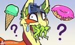 ? dessert doughnut fan_character feral food gradient_background ice_cream my_little_pony simple_background solo tatzlpony whisperfootRating: SafeScore: 5User: lemongrabDate: September 26, 2017