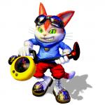 2002 3d_(artwork) 5_fingers anthro biped blinx blinx_the_time_sweeper blue_clothing blue_topwear cat clock clothed clothing digital_media_(artwork) dipstick_tail eyewear fangs feline footwear front_view full-length_portrait fur gloves goggles goggles_on_head green_eyes grey_nose holding_object humanoid_hands inner_ear_fluff long_tail male mammal multicolored_fur multicolored_tail no_sclera official_art orange_fur orange_tail pants portrait red_bottomwear red_clothing reflection shadow shoes simple_background slit_pupils smile solo standing sweater turtleneck two_tone_fur two_tone_tail unknown_artist vacuum video_games whiskers white_background white_fur white_tailRating: SafeScore: -1User: facelessmessDate: October 22, 2017