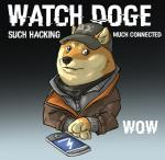 aiden_pearce anthro canine clothed clothed_feral clothing dog doge english_text feral fur greytonano humor looking_at_viewer male mammal meme parody phone pun shiba_inu simple_background solo tan_fur text video_games watch_dogs