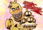 2017 7nulls avian bird chicken digital_media_(artwork) five_nights_at_freddy's five_nights_at_freddy's_4 machine mammal nightmare_chica_(fnaf) nightmare_cupcake_(fnaf) robot video_gamesRating: SafeScore: 1User: VallizoDate: February 23, 2017