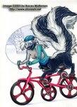 2003 bicycle eiffel_tower eyewear female furgonomics goggles humor kacey mammal skunk skunktaur solo taur whatRating: SafeScore: 0User: The Dog In Your GuitarDate: April 30, 2007