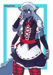 cat clothed clothing crossdressing cute dragon feline four-arms girly hair horn invalid_tag keyn maid_uniform mammal mf-yfo multi-fur silver-eyes uniform yourfurryotakuRating: SafeScore: 1User: YourfurryotakuDate: June 25, 2018