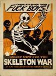 2014 animated_skeleton bone english_text group halloween hi_res holidays humor melee_weapon meme mike_larson poster profanity rapier skeleton sword text undead weapon what yellingRating: SafeScore: 31User: NujiDate: January 20, 2017