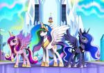2017 crystal_empire equine female feral friendship_is_magic group horn mammal my_little_pony one_eye_closed princess_cadance_(mlp) princess_celestia_(mlp) princess_luna_(mlp) ruhje tongue tongue_out winged_unicorn wings winkRating: SafeScore: 9User: 2DUKDate: April 23, 2017