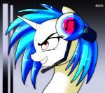 2014 blue_hair equine female feral friendship_is_magic hair headphones headset hi_res horn mammal my_little_pony red_eyes skyline19 solo unicorn vinyl_scratch_(mlp)Rating: SafeScore: 28User: RobinebraDate: November 07, 2014