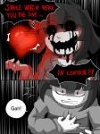 chara_(undertale) comic human human_only mammal nightmare_fuel not_furry protagonist_(undertale) taggen96_(artist) undertale video_games young