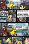 2017 anthro armor blush canine capcom clothed clothing comic dialogue digital_media_(artwork) dragon english_text female fox fur hair human kinumi_kokuryu male mammal monster_hunter open_mouth redgreenfluffball scalie smile text video_games zach_snowfoxRating: SafeScore: 0User: RedGFBDate: May 24, 2017