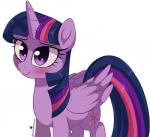 2017 blush cutie_mark equine eyelashes feathered_wings feathers female feral friendship_is_magic hair hi_res horn long_hair mammal momomistress multicolored_hair multicolored_tail my_little_pony purple_eyes purple_feathers simple_background smile solo twilight_sparkle_(mlp) white_background winged_unicorn wingsRating: SafeScore: 7User: ultragamer89Date: September 21, 2017
